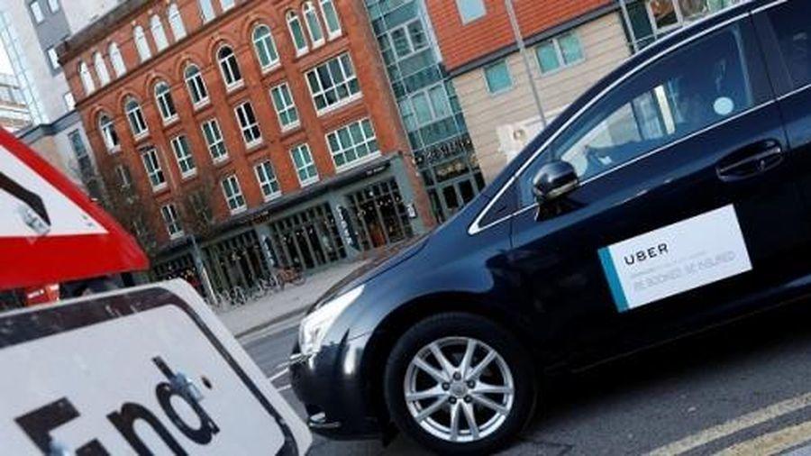 Uber chi 600 triệu USD đền bù tài xế taxi công nghệ vì thua kiện tại Anh