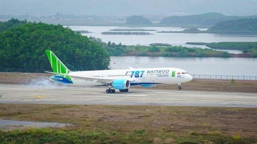 Bamboo Airways được cấp 2 slot bay thẳng tới Mỹ từ ngày 1/9