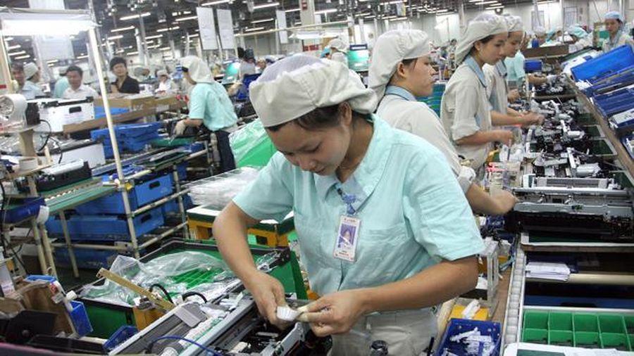 Điện tử, máy tính và linh kiện giữ vững vị trí thứ hai trong nhóm hàng xuất khẩu chủ lực của Việt Nam