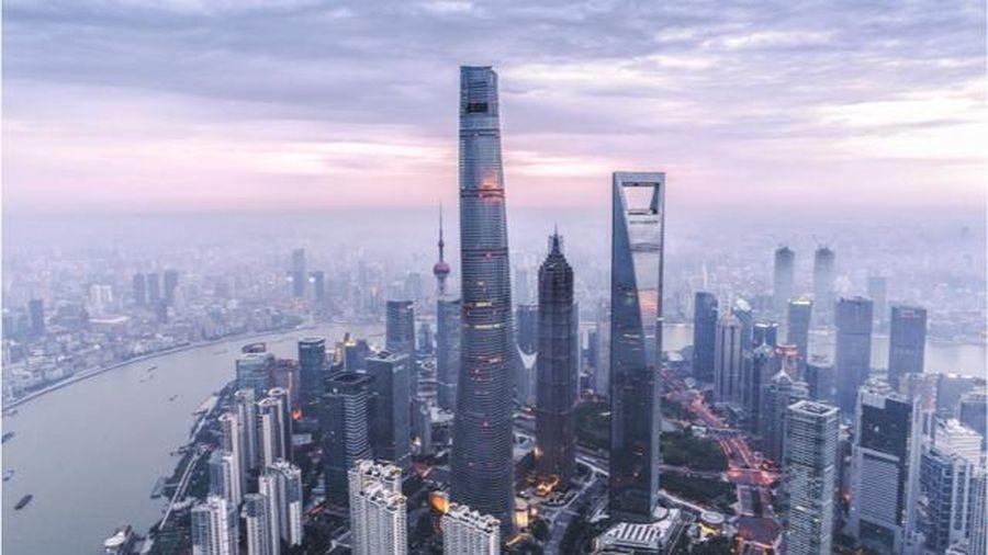 Trung Quốc 'vô địch' thế giới về tốc độ xây cao ốc