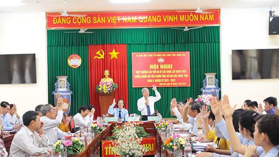 Từ ngày 13-5, những người ứng cử HĐND tỉnh khóa X sẽ bắt đầu tiếp xúc cử tri vận động bầu cử