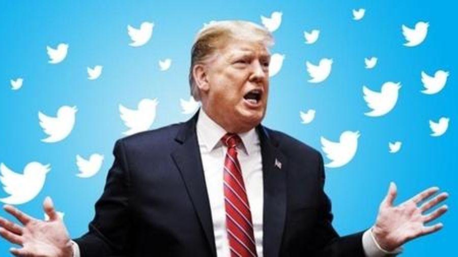 Ông Trump vẫn không thể trở lại với Twitter
