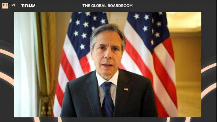 Ngoại trưởng Mỹ bác bỏ tuyên bố về 'Chiến tranh Lạnh' Mỹ - Trung Quốc