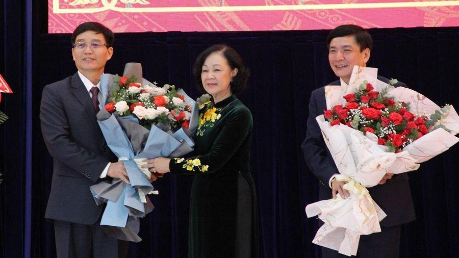 Chủ tịch tỉnh Đắk Nông giữ chức Bí thư Tỉnh ủy Đắk Lắk