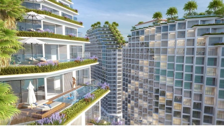 Apec Mandala Wyndham Mũi Né tái định hình ngành BĐS nghỉ dưỡng tỉnh Bình Thuận