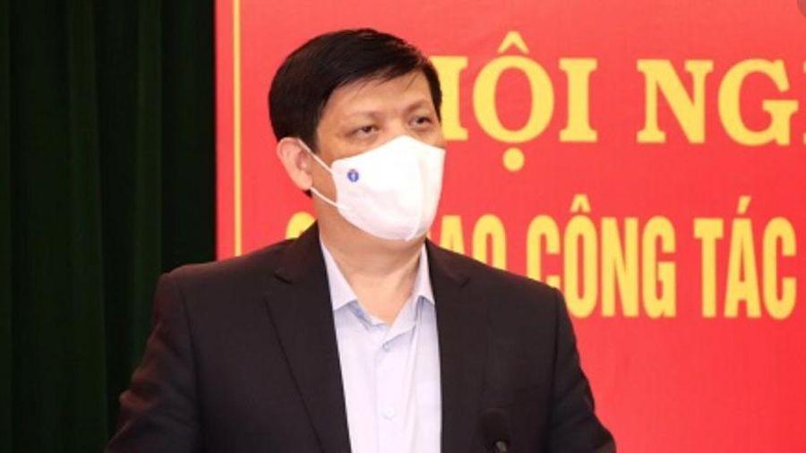 Bộ trưởng Y tế: 'Có thể xuất hiện thêm ổ dịch do nguồn lây chưa được kiểm soát'