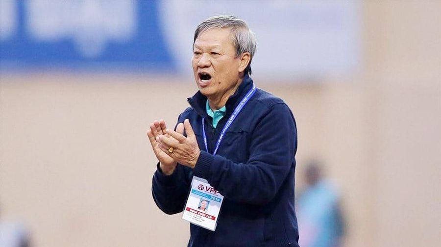 Huấn luyện viên Lê Thụy Hải qua đời sau thời gian dài chiến đấu với bệnh ung thư