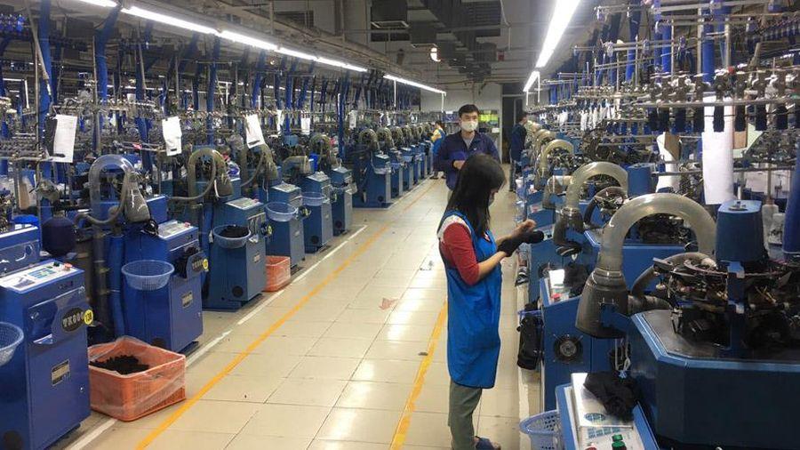 Quyết liệt các biện pháp phòng, chống dịch tại khu công nghiệp