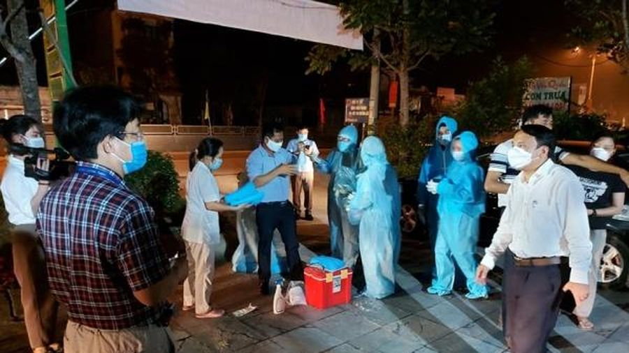 BV Phong Da liễu TW Quỳnh Lập: Sẽ hoạt động lại ngay khi có kết quả F1, F2 âm tính với SARS-CoV-2