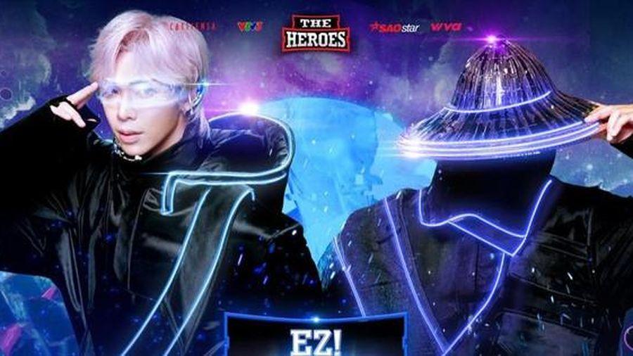 Erik hóa thân chiến binh, Thanh Duy làm phi hành trong show 'The Heroes 2021'