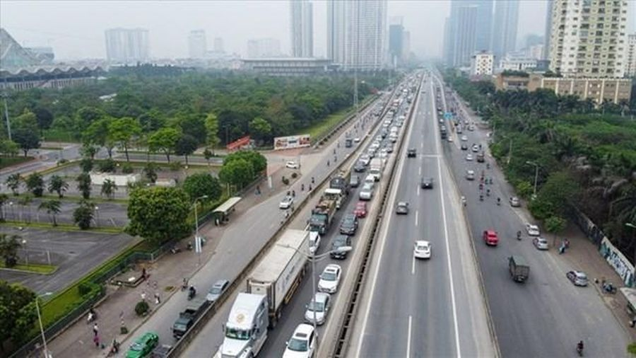 Đường vành đai 4 sẽ là động lực phát triển Thủ đô