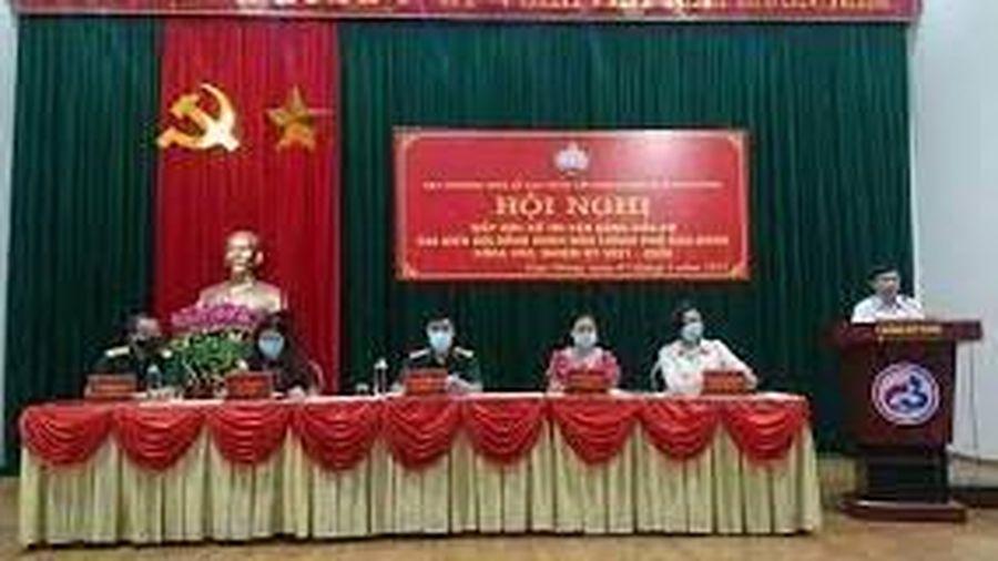 Hạ Lang (Cao Bằng): Ứng cử viên ĐBQH khóa XV tiếp xúc cử tri