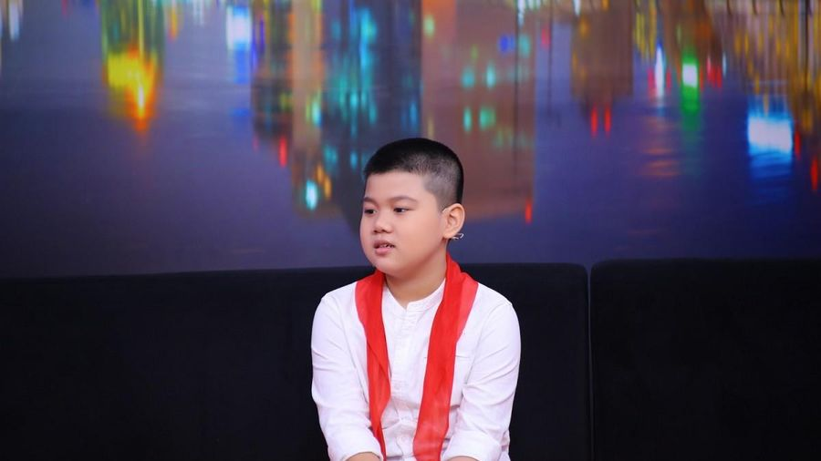 Ốc Thanh Vân 'há hốc' với suy nghĩ của cậu bé lớp 3