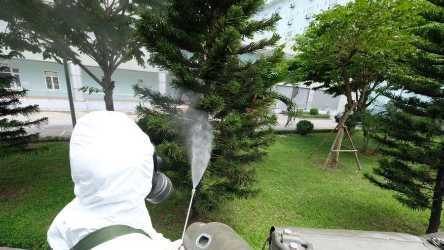 Sáng 8-5: Thêm 15 ca COVID-19 trong nước tại Hà Nội, Bắc Ninh