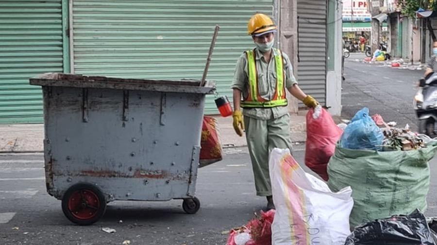 TP.HCM đổi cách phân loại rác