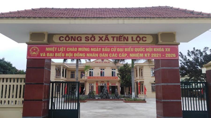 1 chủ tịch xã ở Thanh Hóa bị kiểm điểm vì lọt người nhập cảnh