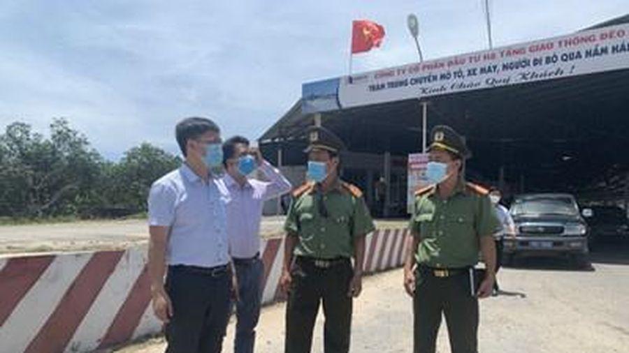 Thừa Thiên Huế giãn cách xã hội 4 địa phương có nguy cao lây nhiễm COVID-19