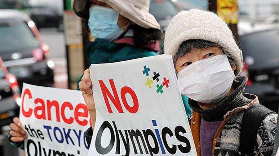Hơn 200.000 người ký đơn phản đối tổ chức Olympic Tokyo