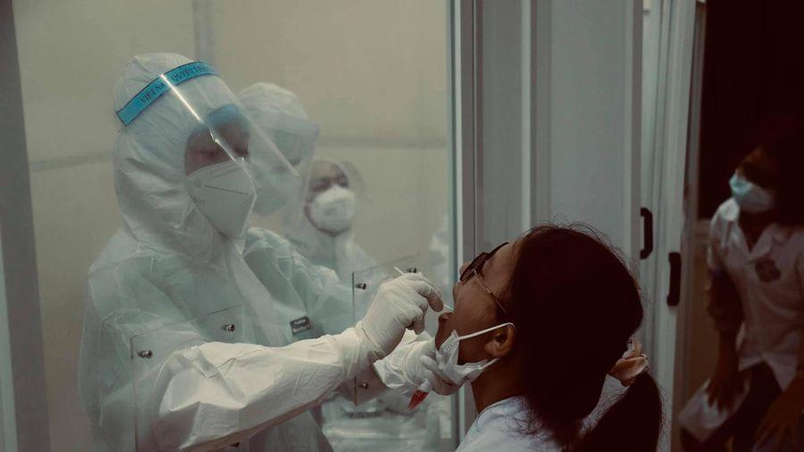 Hơn 160 F1 tại Bệnh viện K âm tính với nCoV