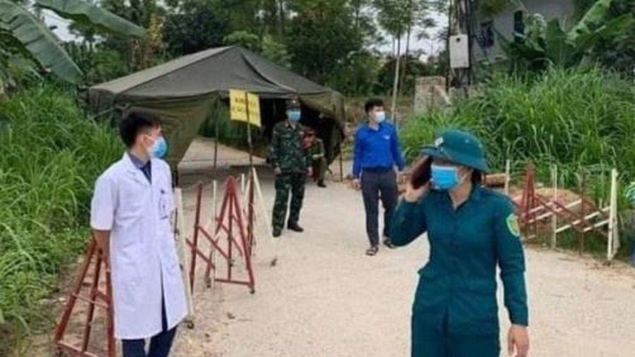 Hà Nam, Phú Thọ phát hiện thêm người nhiễm nCoV