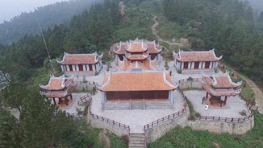 Chùa Hương Tích - 'Hoan Châu đệ nhất danh thắng'