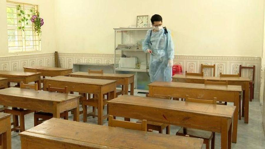 Hà Nam tiếp tục cho học sinh nghỉ học đến hết ngày 16/5