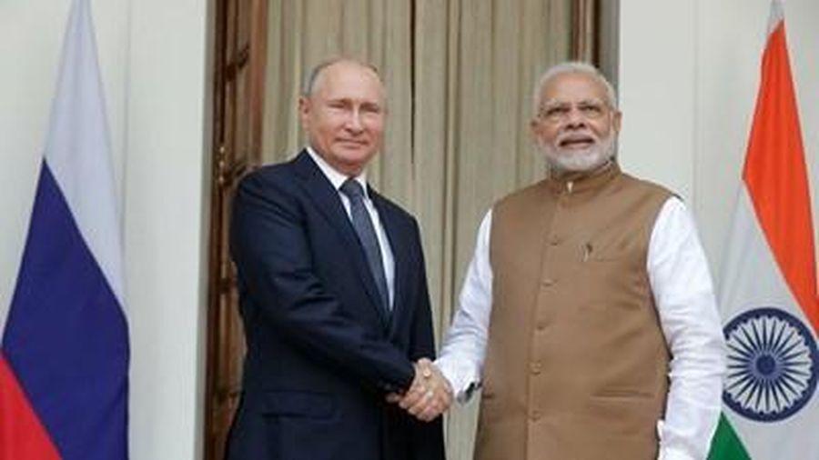Động lực mới cho quan hệ Nga - Ấn Độ