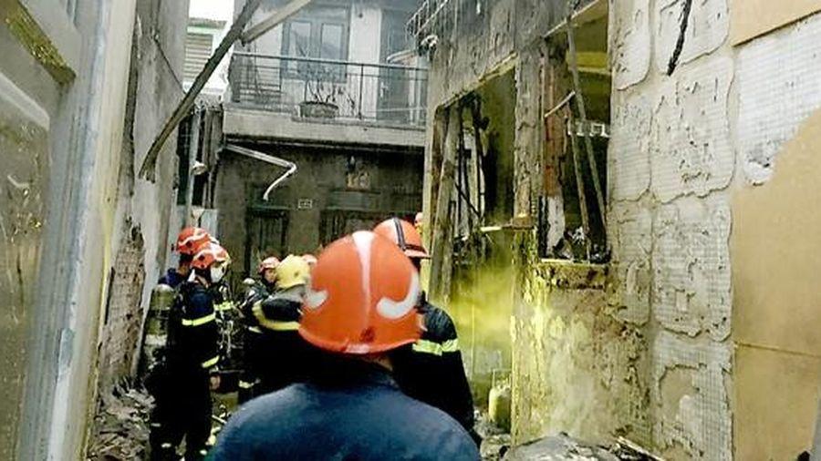 Chủ tịch nước gửi lời chia buồn sâu sắc với các gia đình có người gặp nạn trong vụ cháy ở quận 11, TPHCM