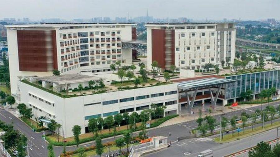 Ì ạch dự án Bệnh viện Ung bướu TPHCM cơ sở 2