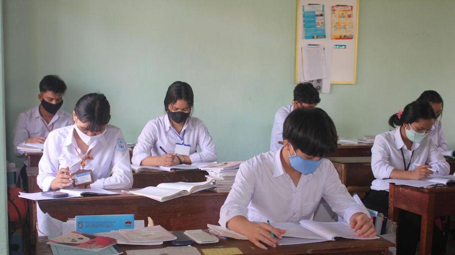 Gia Lai: Hoàn thành kiểm tra học kì II trước ngày 16/5