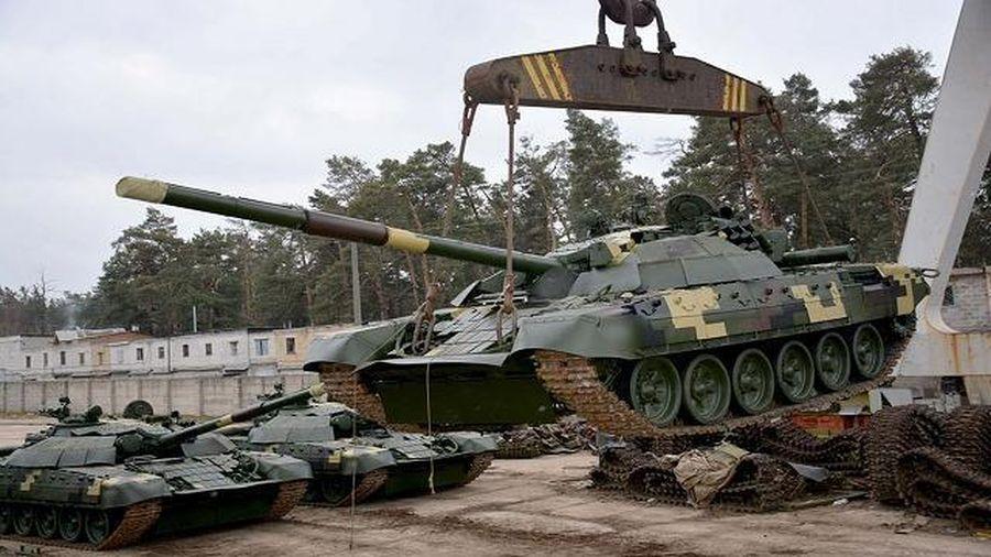 Các biện pháp đáp trả của Nga đã vô hiệu hóa xe tăng Ukraine?