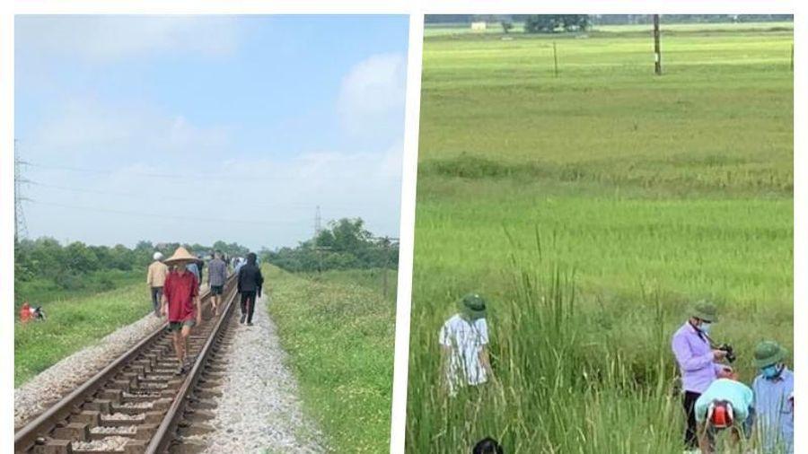 Vụ mẹ ôm thi thể con lên đường sắt Bắc - Nam ở Nghệ An: Lãnh đạo xã hé lộ bất ngờ