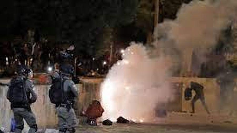 Liên minh châu Âu kêu gọi giảm căng thẳng ở Jerusalem sau khi ghi nhận hơn 200 người bị thương do các cuộc đụng độ