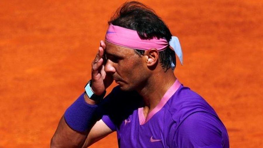 Nadal dừng bước tại tứ kết Madrid Open 2021