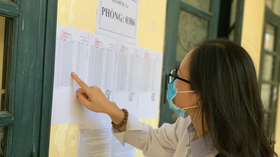 Từ ngày 12/5, học sinh Hà Nội bắt đầu đăng ký dự tuyển vào lớp 10