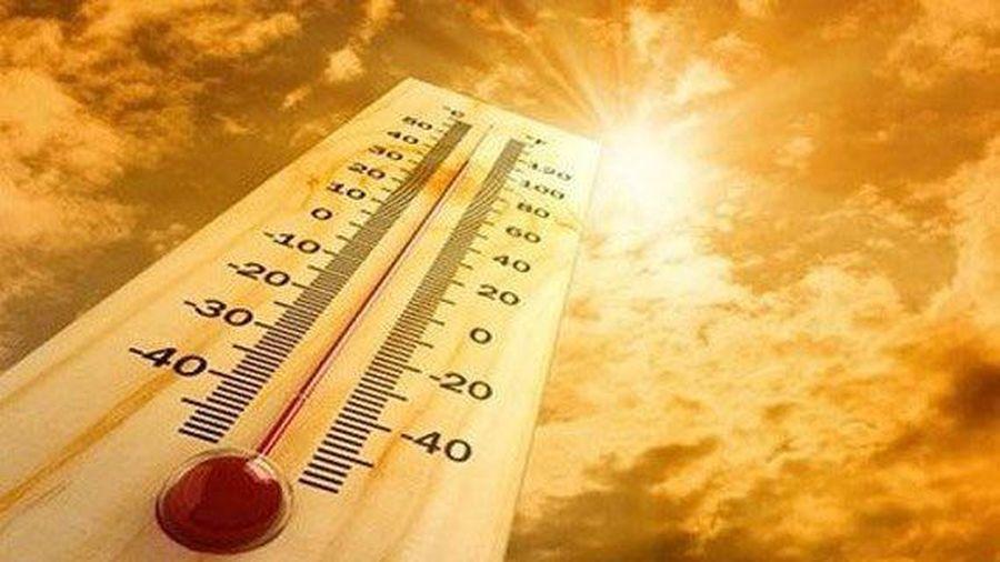 Bắc Bộ sắp đón đợt nắng nóng diện rộng, nhiệt độ cao nhất 39 độ C