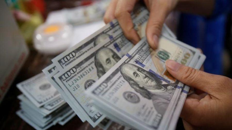 Tỷ giá ngoại tệ ngày 8/5: USD giảm giá