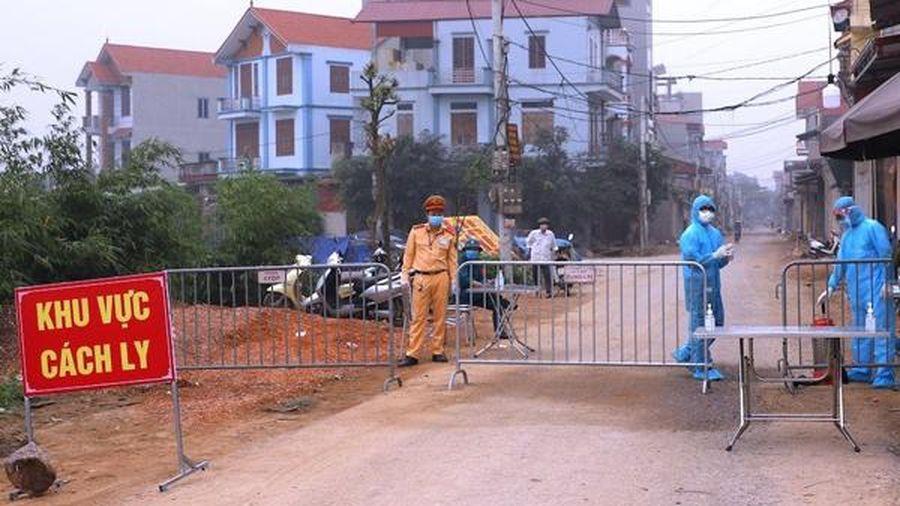 Hà Nội phát hiện thêm 6 ca dương tính nCoV, có 1 người ở Ba Đình