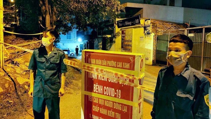 Quảng Ninh phong tỏa 1 khu phố, quán karaoke ở Hạ Long