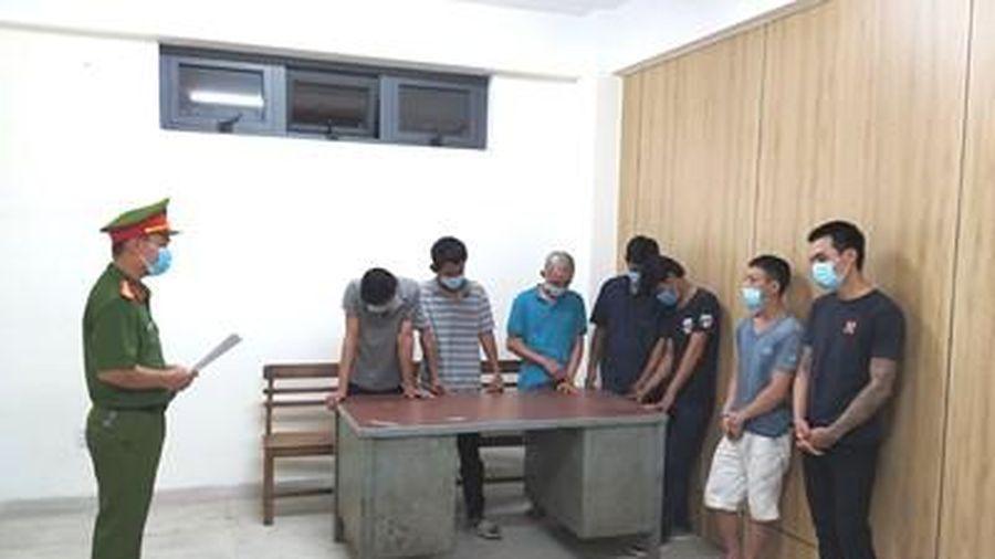 Bắt giữ băng nhóm thực hiện hàng chục vụ trộm tài sản ở các công trình xây dựng.