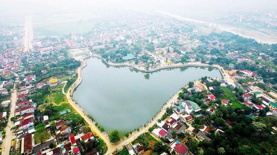 Thái Hòa - tâm điểm 'hút sóng' đầu tư bất động sản ở xứ Nghệ