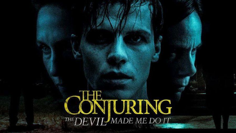 The Conjuring 3 hé lộ quái vật dưới nước cực kỳ khiếp đảm