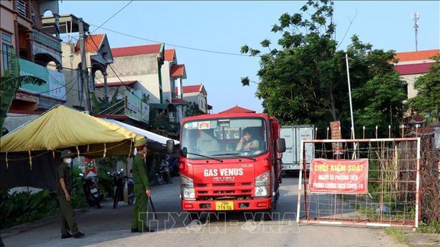 46 ca mắc COVID-19 trong 4 ngày, Bắc Ninh tiếp tục cho học sinh nghỉ học