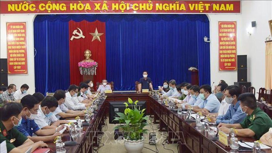 Kiên Giang, Bạc Liêu quyết liệt phòng chống dịch COVID-19