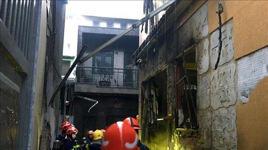 Bí thư Thành ủy TP Hồ Chí Minh thăm hỏi gia đình 8 nạn nhân vụ cháy
