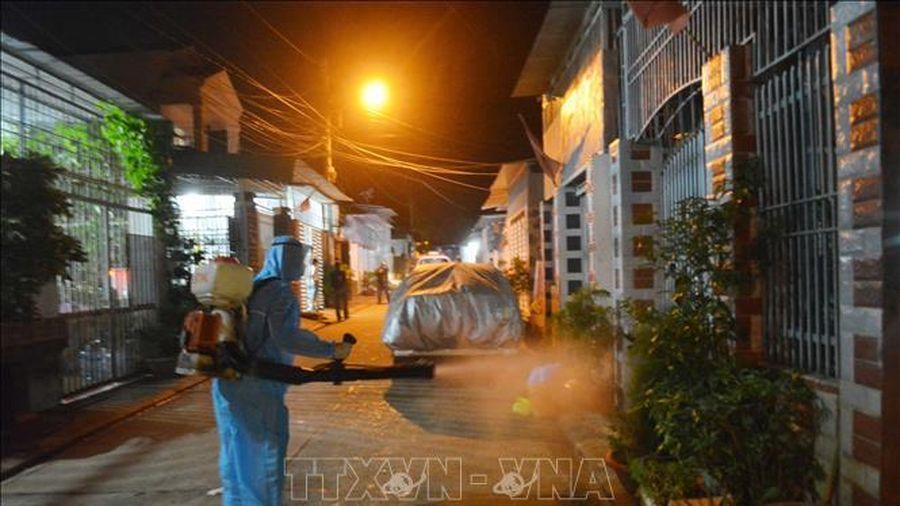 Đắk Lắk: Ghi nhận 1 ca mắc COVID-19 liên quan tới ổ dịch Đà Nẵng