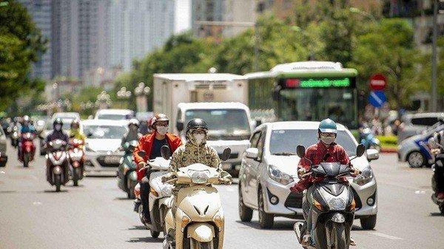 Dự báo thời tiết ngày 8/5/2021: Hà Nội ngày nắng nóng 34 độ C
