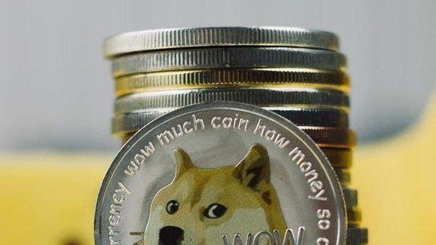 Đồng tiền 'trò chơi' Dogecoin tăng đột biến 25.000%
