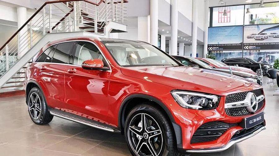 Bảng giá xe Mercedes-Benz tháng 5/2021: Thêm lựa chọn mới