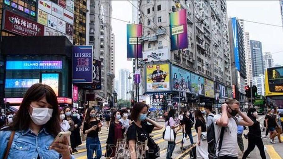 Giá thuê nhà ở Hong Kong (Trung Quốc) giảm xuống mức thấp